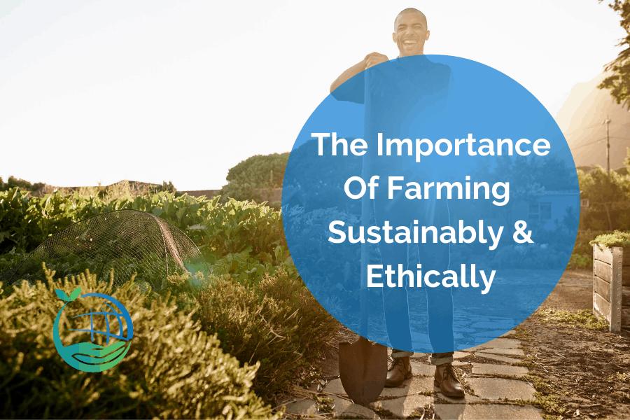 Farming Sustainably & Ethically