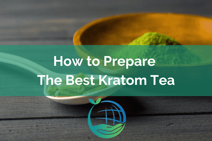 The Best Kratom Tea