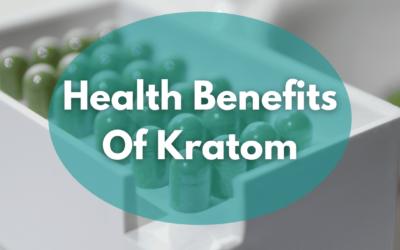 Health Benefits Of Kratom