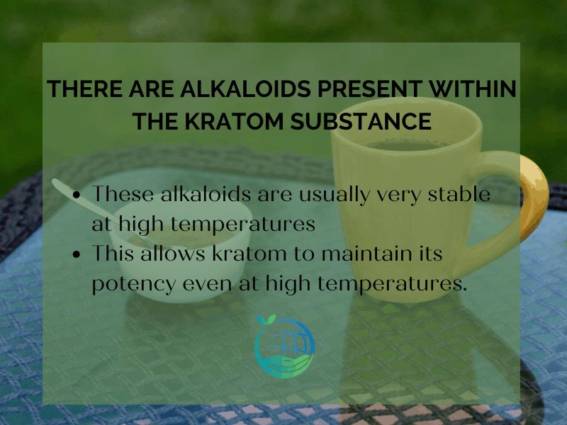 Alkaloids Within The Best Kratom Substance